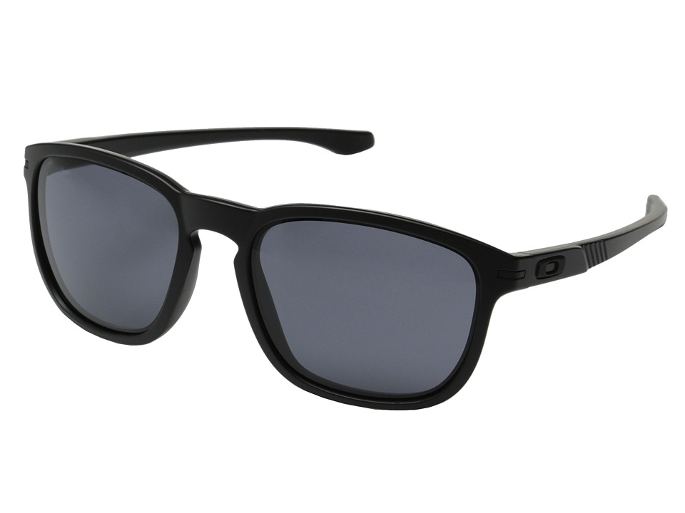 Oakley - Enduro (Matte Black/Grey) Fashion Sunglasses