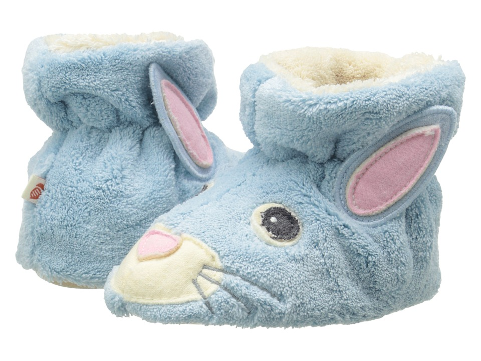 Acorn Kids - Easy Critter Bootie - Tots (Infant/Toddler) (Baby Bunny) Girls Shoes