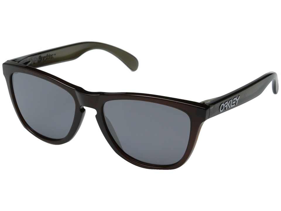 Oakley - Frogskins (Brown/Black Iridium) Sport Sunglasses