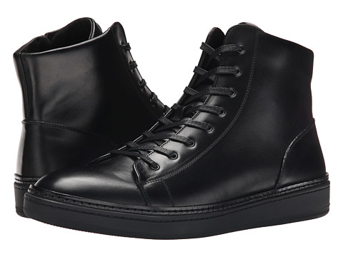 To Boot New York - Cam (Black Praga) Men's Lace up casual Shoes