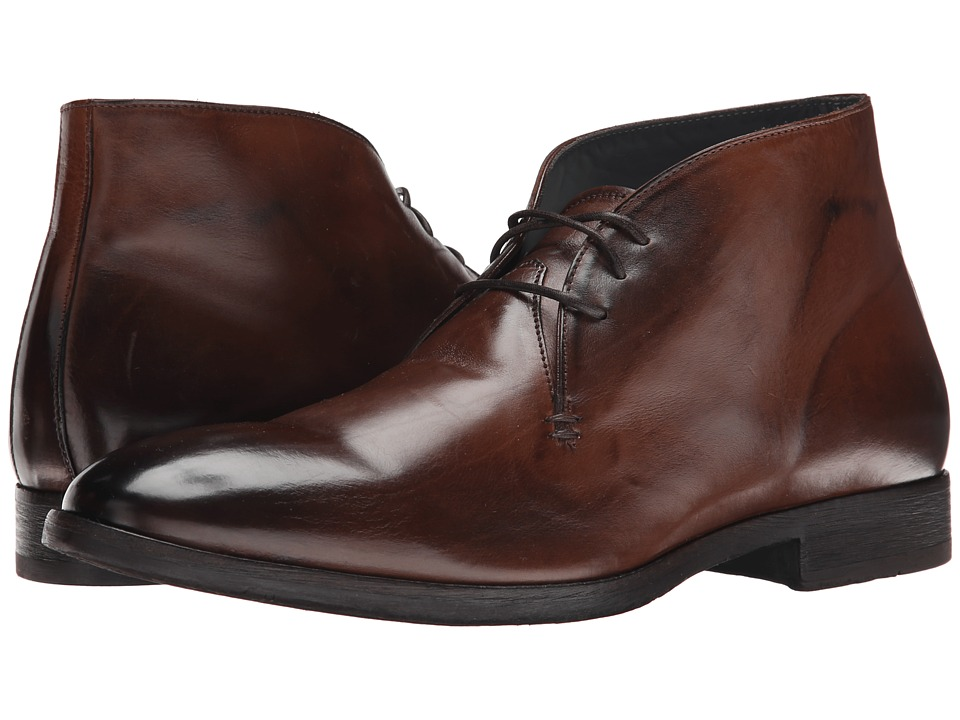 To Boot New York - Cory (Brandy Trapper) Men's Shoes