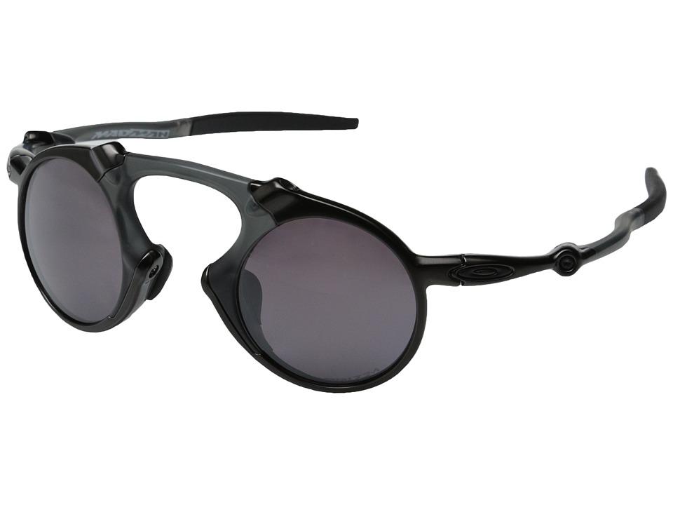 Oakley - Madman (Dark Carbon/Prizm Daily Polarized) Sport Sunglasses