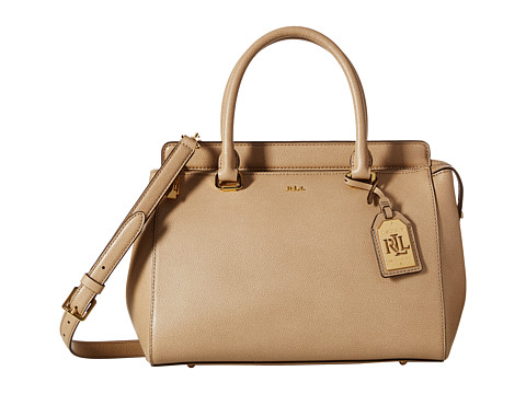 f60a56d2bae UPC 888188153356 product image for LAUREN by Ralph Lauren - Whitby  Convertible Satchel (Stone) ...