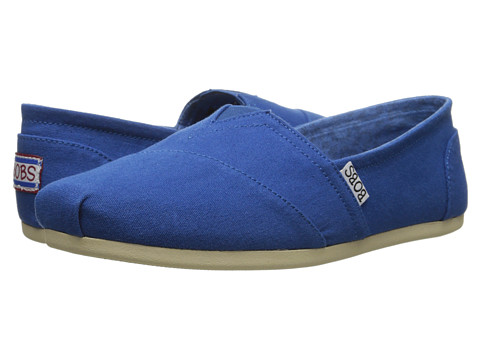 BOBS from SKECHERS - Bobs Plush - Peace and Love (Royal) Women