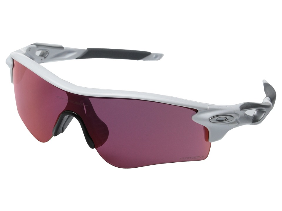 Oakley - Radarlock Path (Polished White/Prizm Infield) Sport Sunglasses