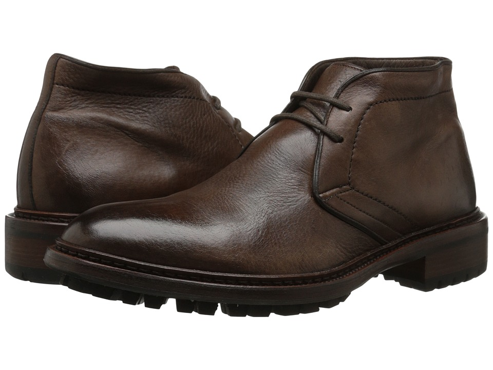 To Boot New York - Clemmons (Chocolate Chiaro) Men's Lace-up Boots