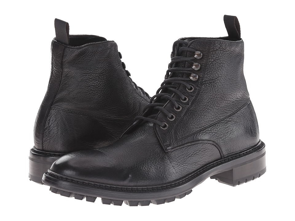 To Boot New York - Buck (Black) Men's Boots