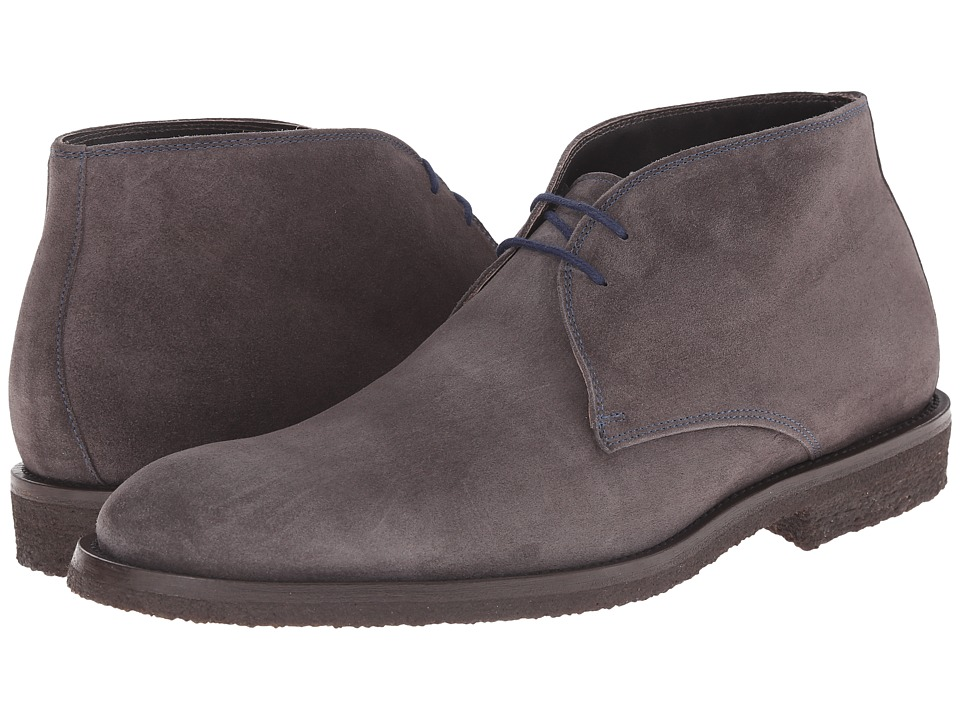 To Boot New York - Rory (Grey) Men's Lace-up Boots
