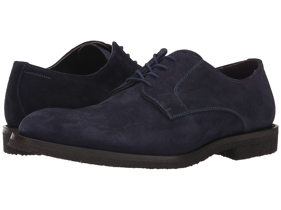 To Boot New York - Jonathan (Navy) Men's Lace up casual Shoes