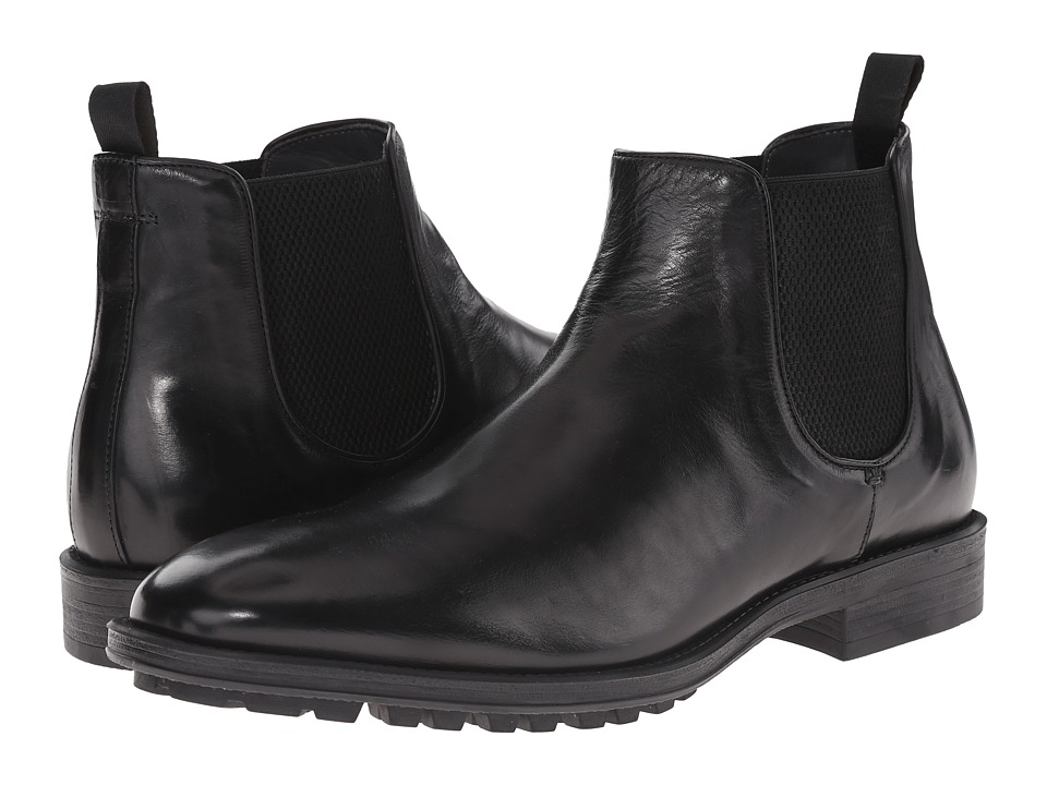 To Boot New York - Mitch (Black) Men's Pull-on Boots