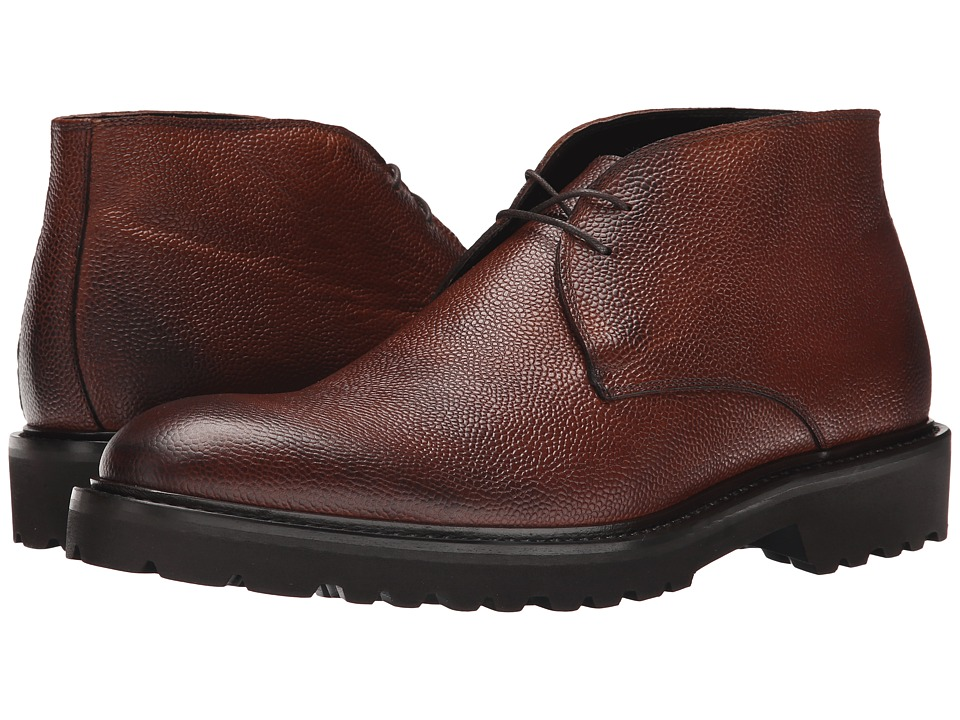 To Boot New York - Jesse (Cognac) Men's Lace up casual Shoes