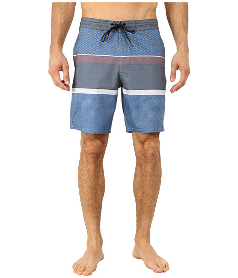 Billabong - Spinner Microlux Boardshorts (Indigo) Men's Swimwear