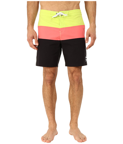Billabong - Tribong Re-Issue Boardshorts (Neo Red) Men's Swimwear