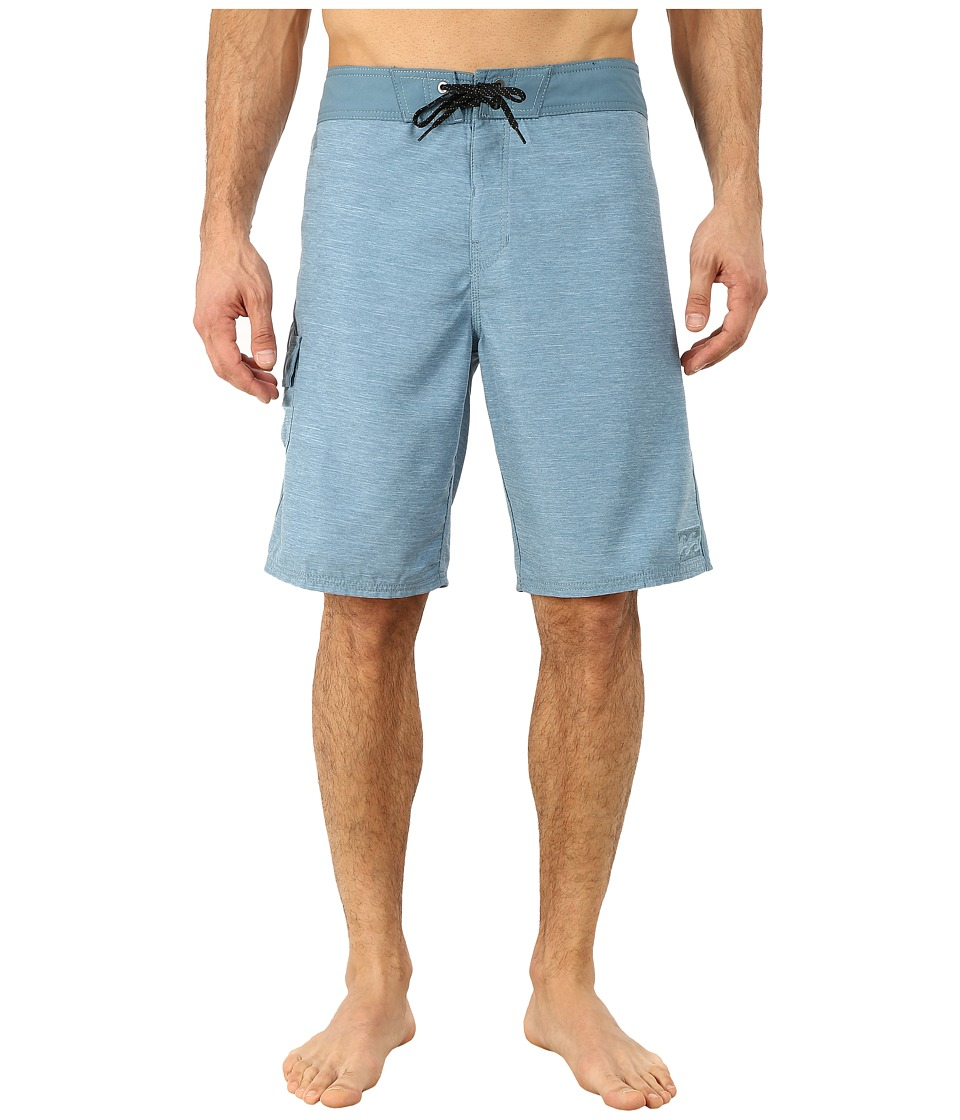 Billabong - All Day Heather Boardshorts (Petrol) Men