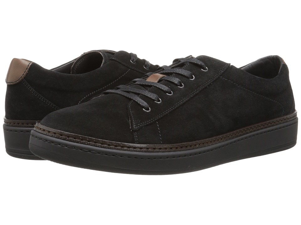 To Boot New York - Fields (Black) Men's Lace up casual Shoes