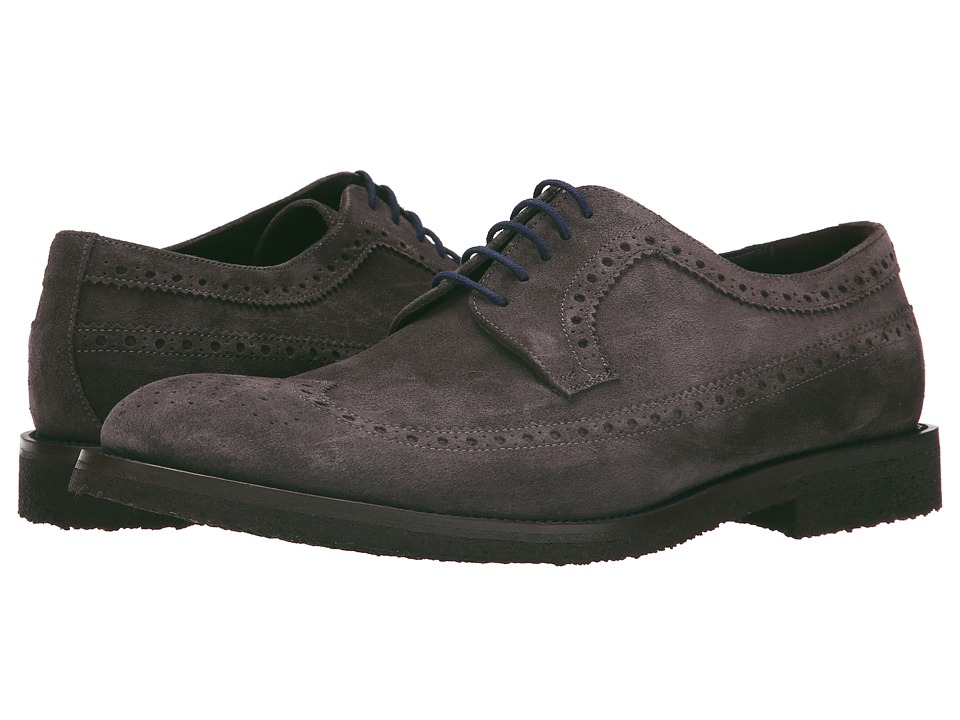 To Boot New York - Hamilton (Grey) Men's Shoes