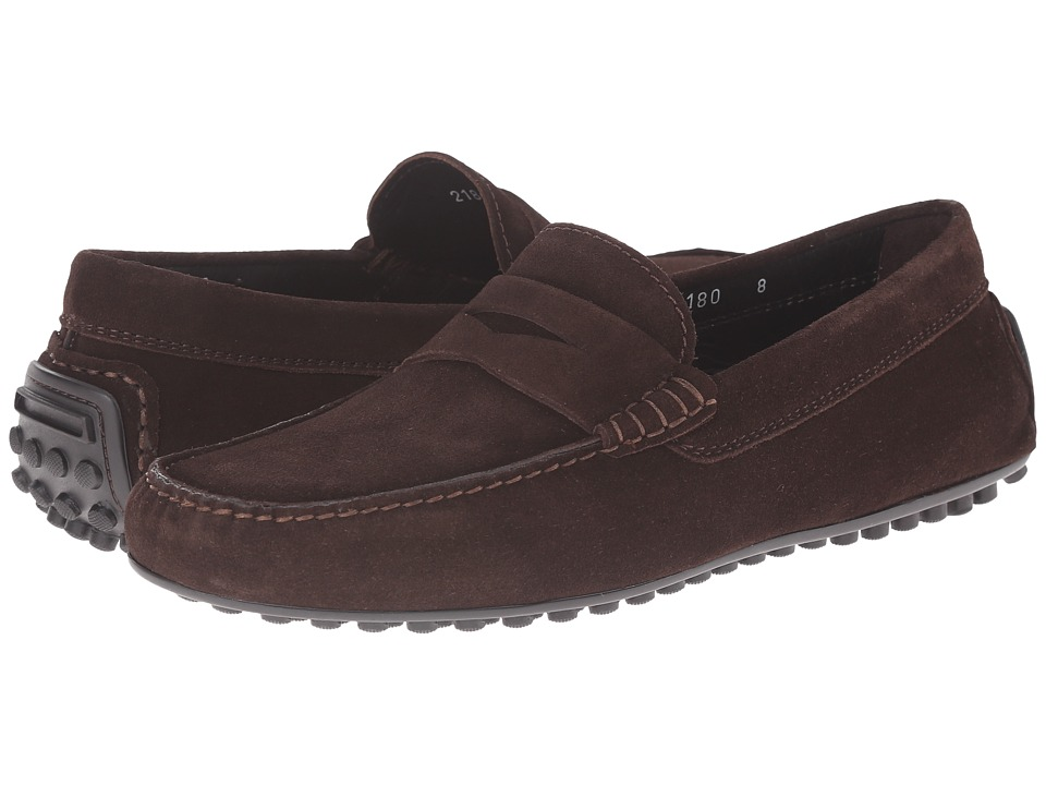 To Boot New York - Chase (Brown) Men's Slip on Shoes
