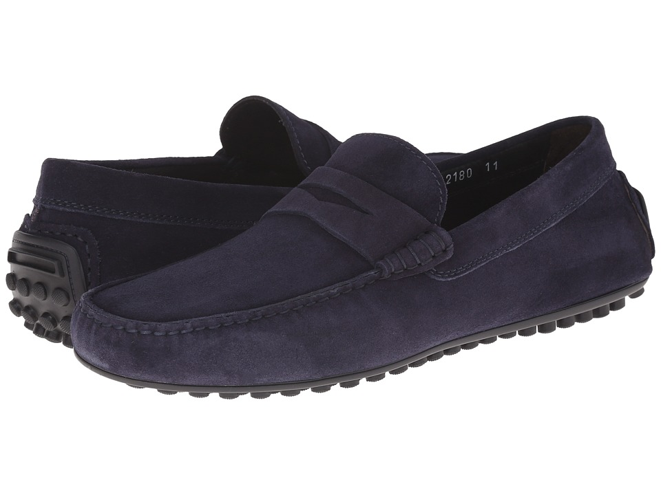 To Boot New York - Chase (Blue) Men's Slip on Shoes