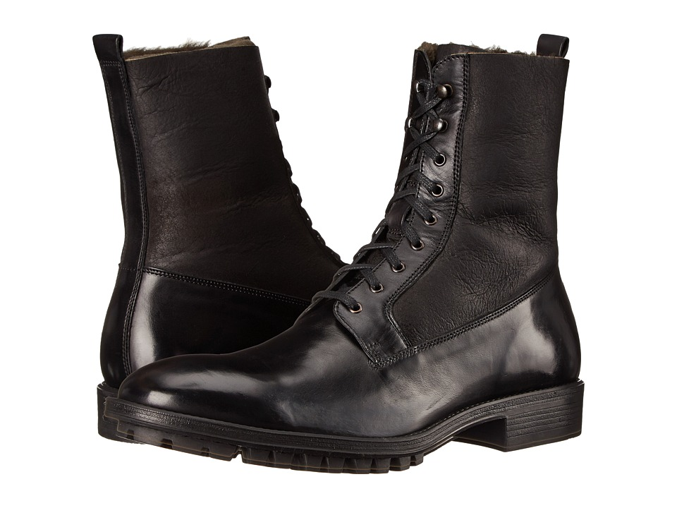 To Boot New York - Edwards (Black) Men's Shoes