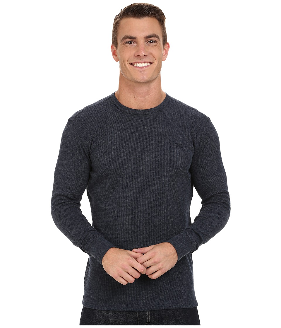 Billabong - Option Thermal (Indigo Heather) Men's Clothing