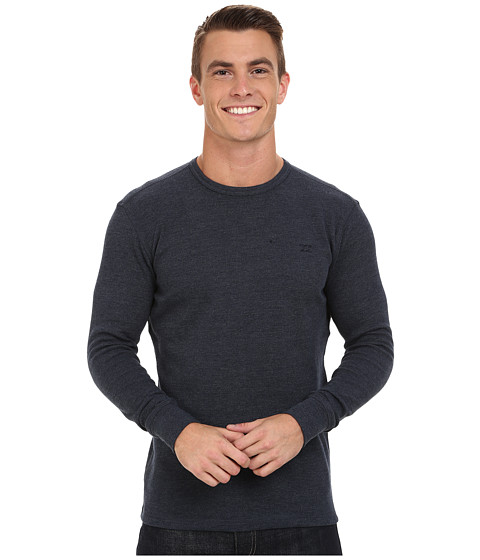 Billabong - Option Thermal (Indigo Heather) Men's Clothing