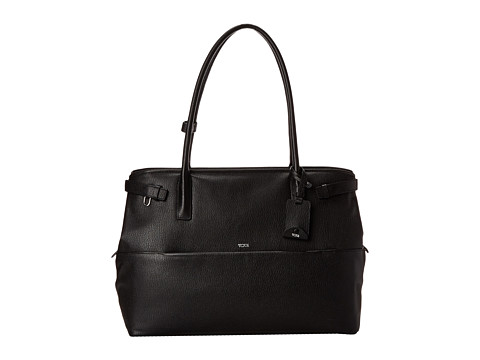 Tumi - Larkin Anza Business Tote (Black) Tote Handbags