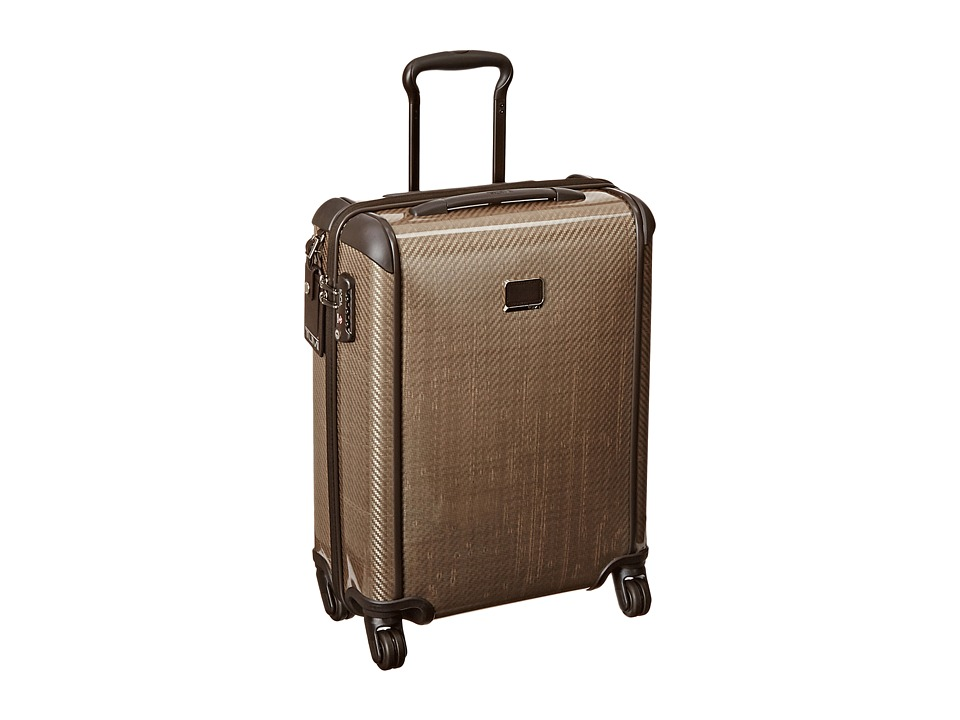 Tumi - Tegra-Lite International Slim Carry-On (Fossil) Carry on Luggage