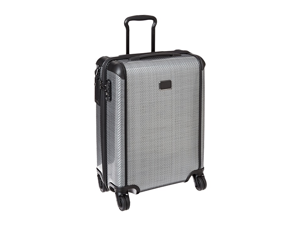 Tumi - Tegra-Lite - Continental Carry-On (T-Graphite 2) Carry on Luggage