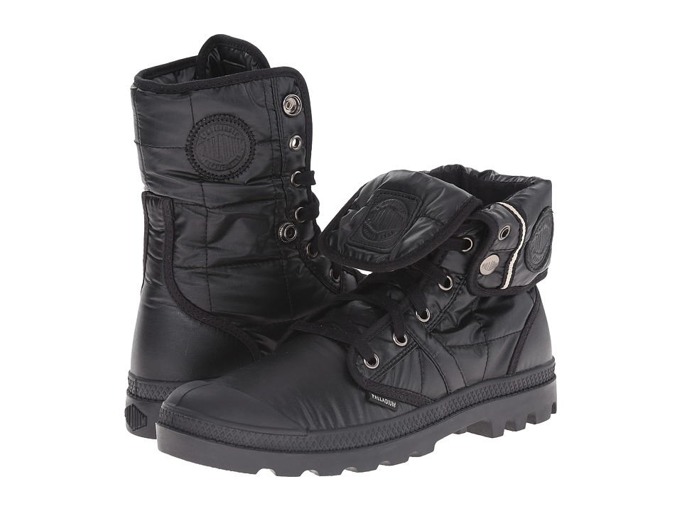 Palladium - Pallabrouse BGY EXN (Black) Women's Boots