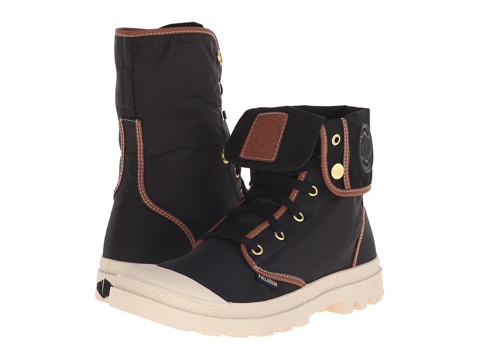 Palladium - Baggy TX (Black) Boots