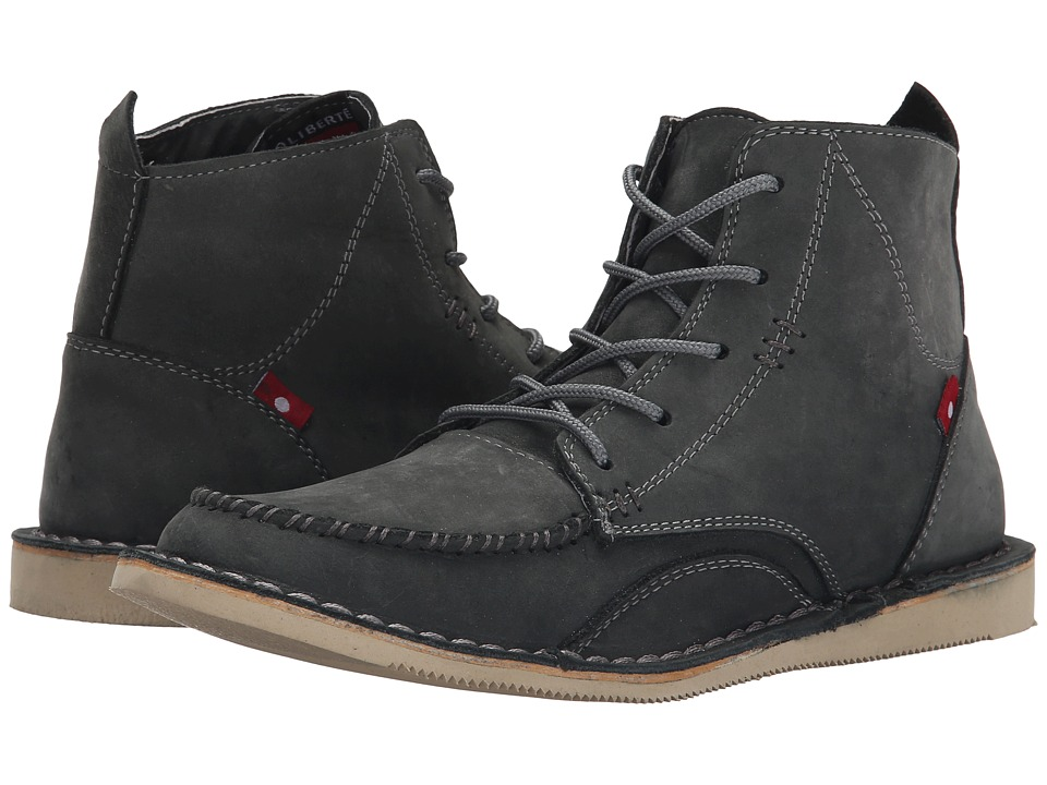 Oliberte Toria (Dark Grey Nubuck) Women