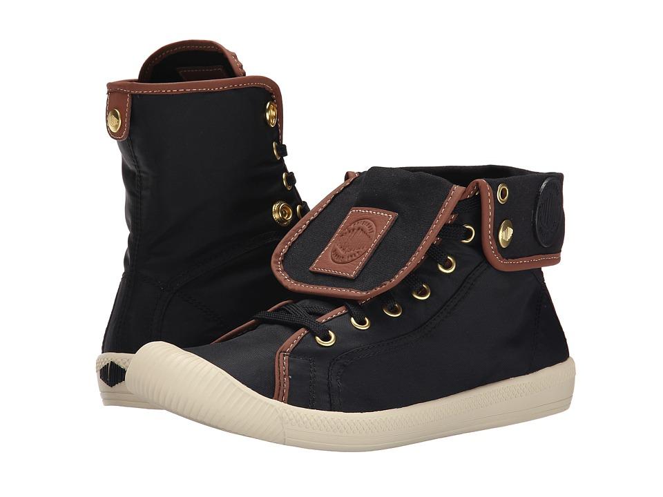 ladies shoes pldm by palladium bell ncablack