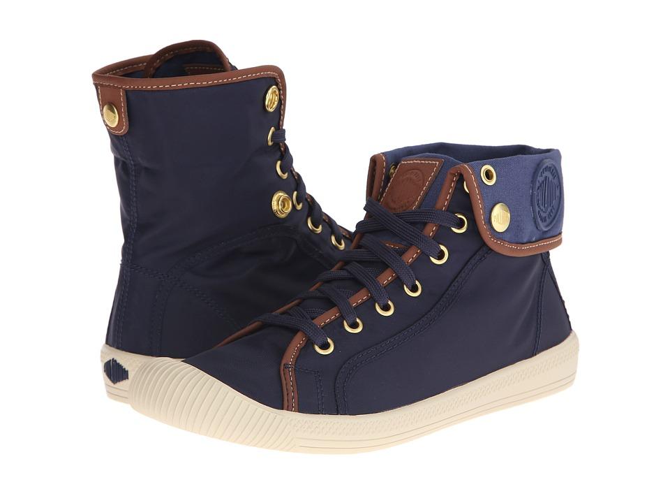 Palladium - Flex Baggy TX (Blue Indigo) Women's Shoes