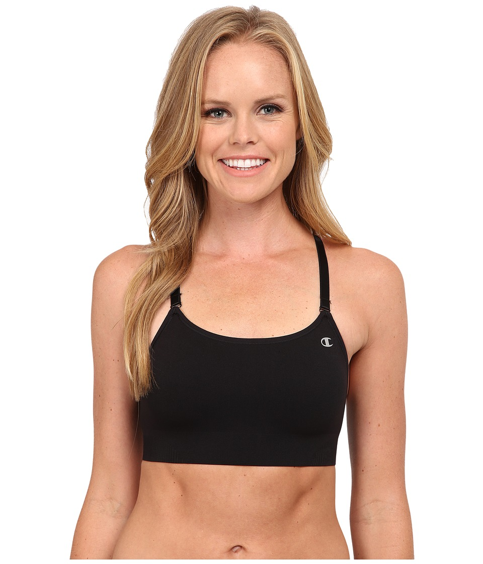 Champion - Absolute Cami (Black) Women's Bra