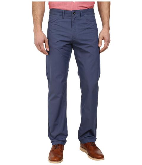 Calvin Klein - Check Five-Pocket Pants (Shipmate) Men's Casual Pants