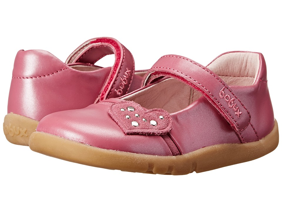 Bobux Kids - I-Walk Rockstar Ballet Shoe (Toddler/Little Kid) (Pink) Girls Shoes