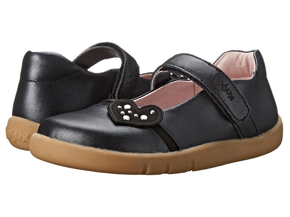 Bobux Kids - I-Walk Rockstar Ballet Shoe (Toddler/Little Kid) (Black) Girls Shoes