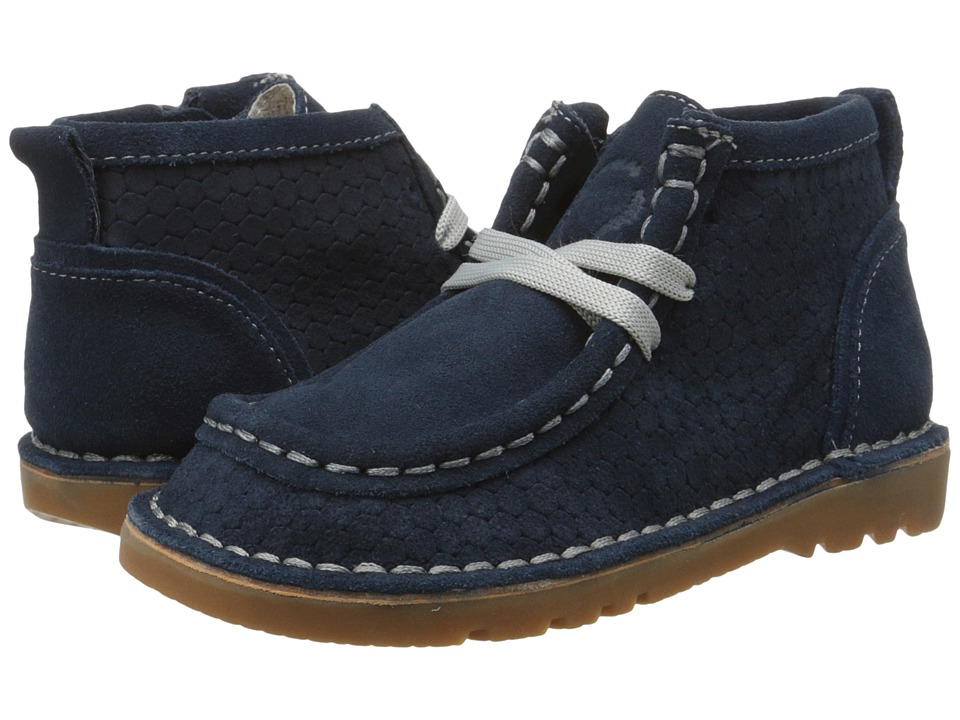 Livie & Luca - Bailey (Toddler/Little Kid) (Navy) Kid's Shoes