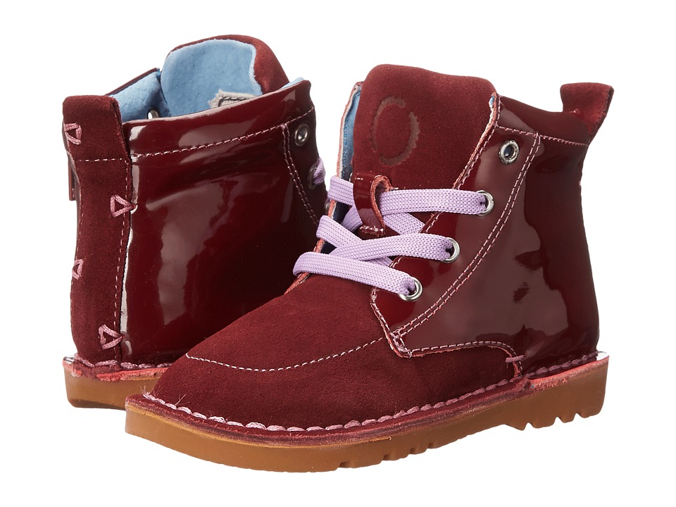 Livie & Luca Barnum (Toddler/Little Kid) (Plum) Girls Shoes