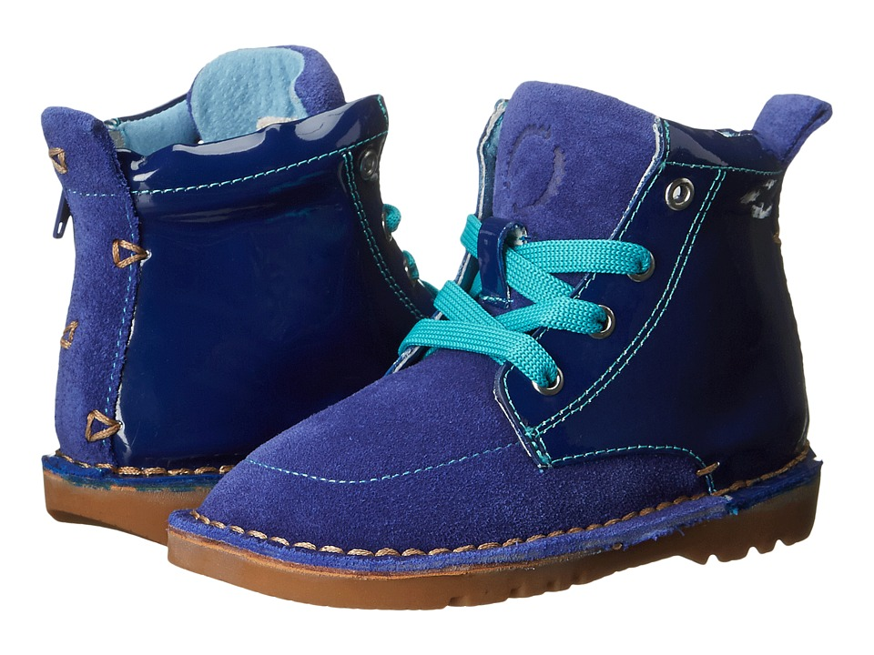 Livie & Luca Barnum (Toddler/Little Kid) (Cobalt Blue) Girls Shoes