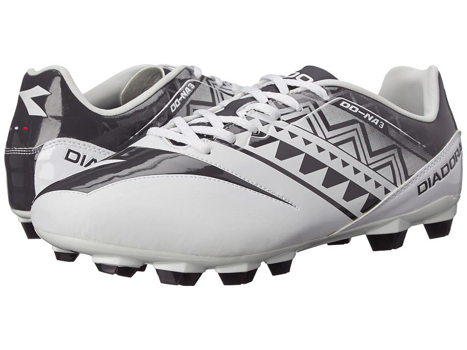 Diadora DD-NA 3 R LPU (White/Black) Men
