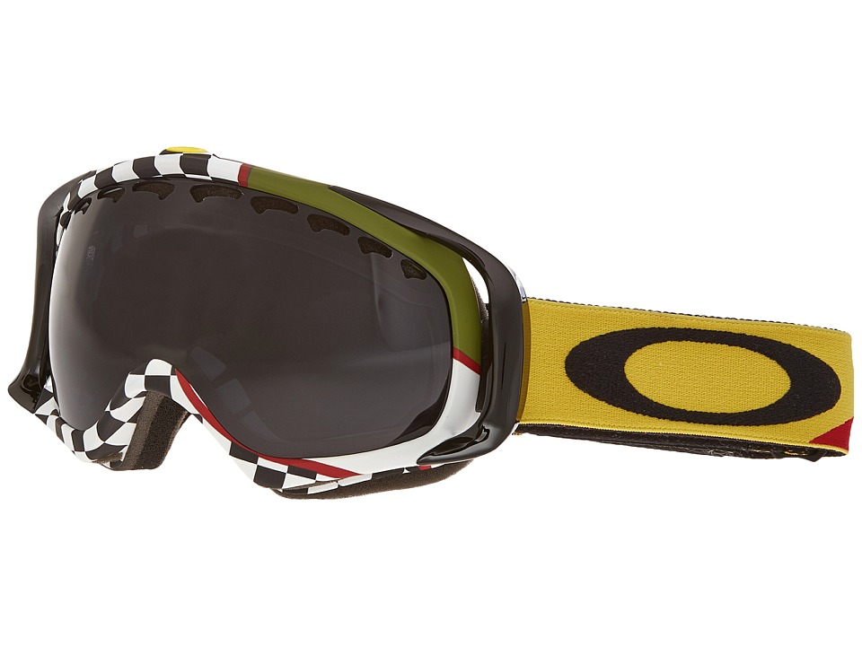 Oakley - Crowbar (Thunderbolt/Dark Grey) Snow Goggles