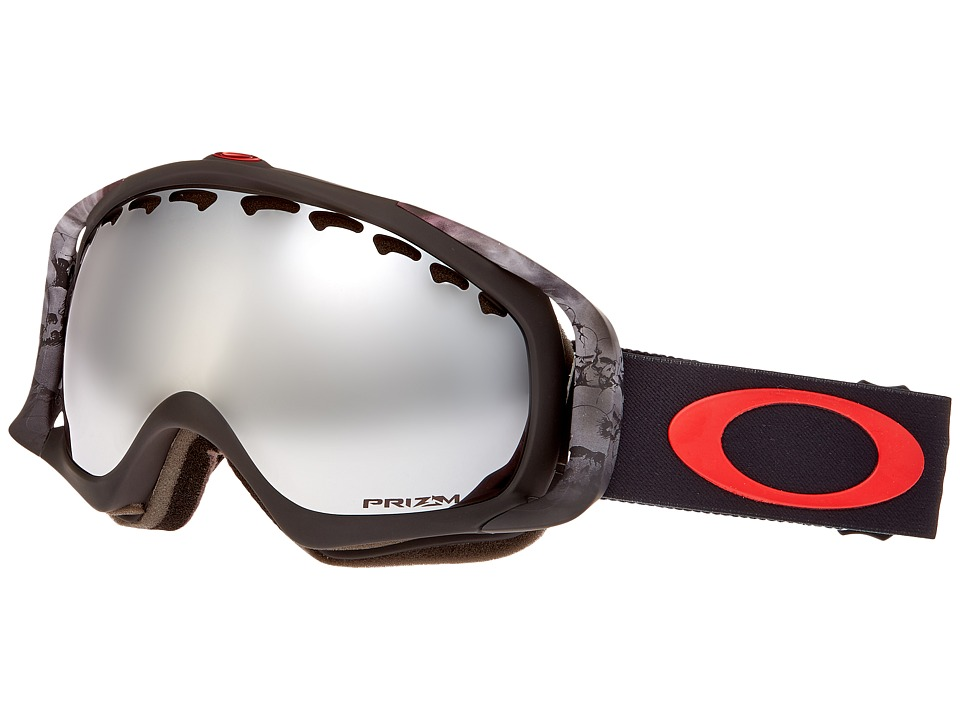 Oakley - Crowbar (VOD/Prizm Black Iridium) Snow Goggles