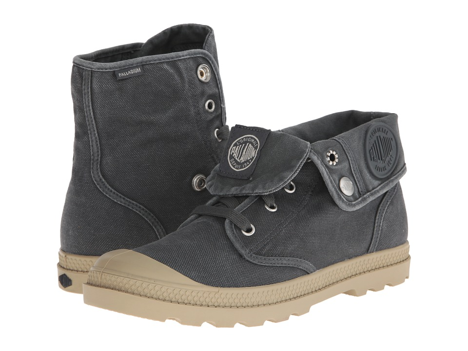 Palladium - Baggy Low LP (Turbulence/Putty) Women's Lace-up Boots