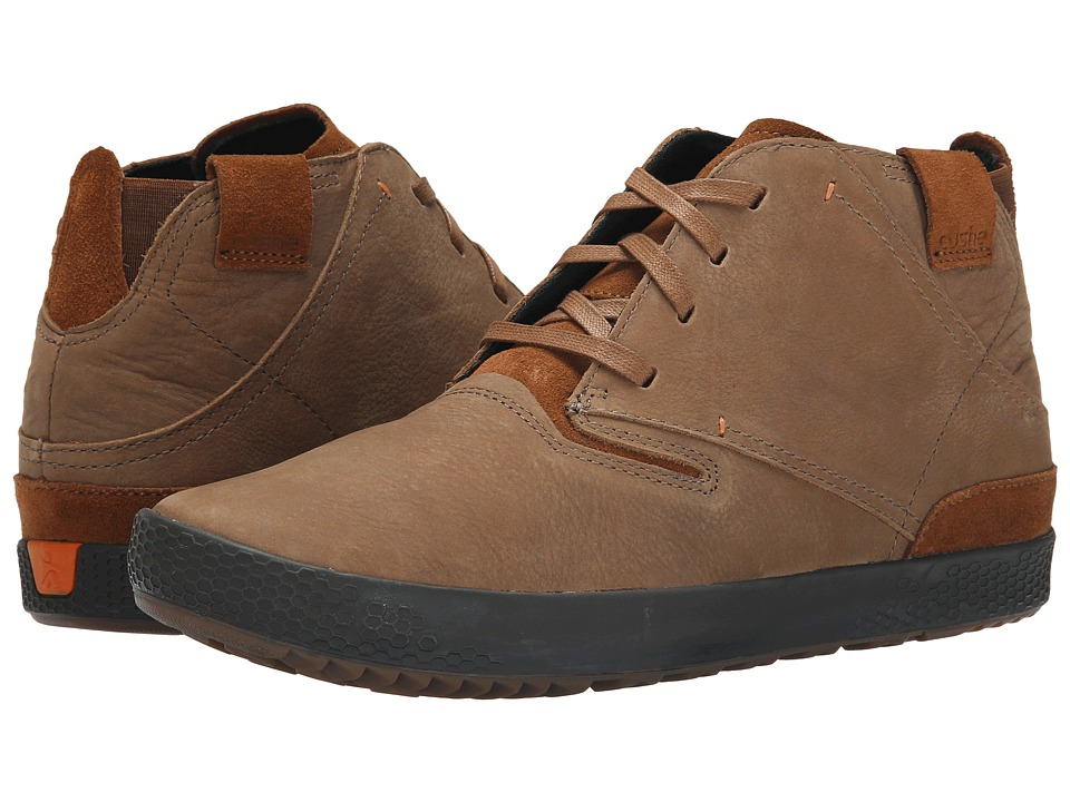 Cushe PDX Leather (Tan) Men