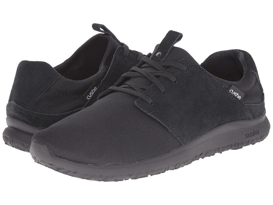 Cushe - Getaway (Black/Black) Men's Shoes