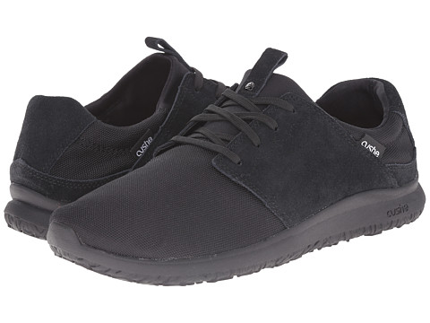 Cushe - Getaway (Black/Black) Men's Shoes