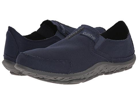 Cushe - Cushe M Slipper (Navy Mesh) Men's Slip on Shoes