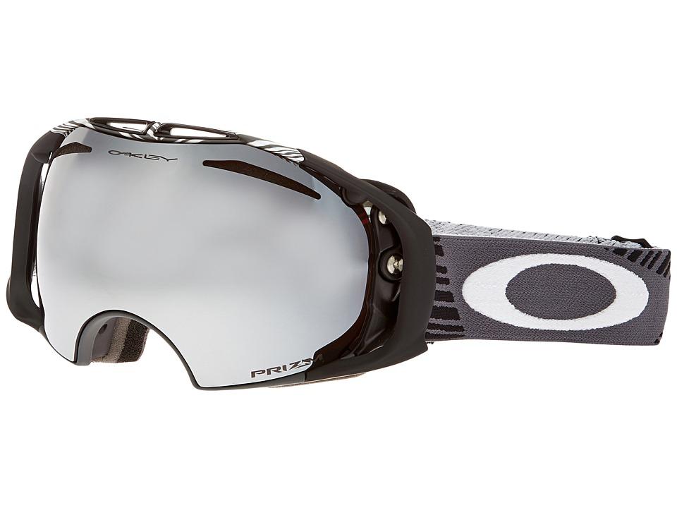 Oakley - Airbrake (Gunmetal Grey/Prizm Black Iridium) Snow Goggles