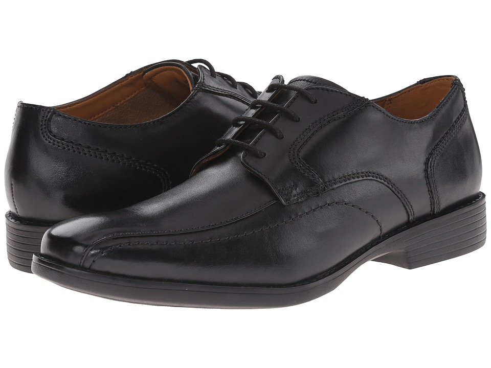Bostonian - Wurster Pace (Black Leather) Men
